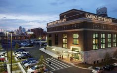 Power Ballad: A Kansas City Energy Plant is Converted Into a Stunning Performance Hall