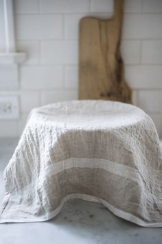 Laundered Linen Napkins | bowlandpitcher