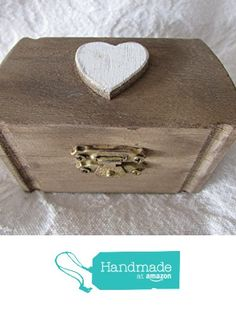 Rustic Wedding Ring Pillow Alternative Woodburned Ring Box Personalized from Tres Chic Reine https://www.amazon.com/dp/B01DTR5RG2/ref=hnd_sw_r_pi_dp_mHeHxbR5ZWM7M #handmadeatamazon
