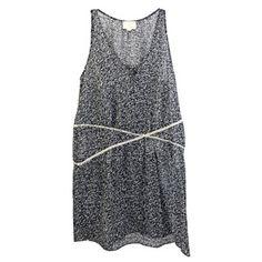 drop waist sleeveless dress ++ girl. by band of outsiders