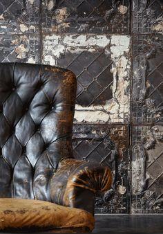 Leather Chiar