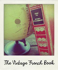 VINTAGE : E. Poe - Histoires extraordinaires - Livre ancien en français