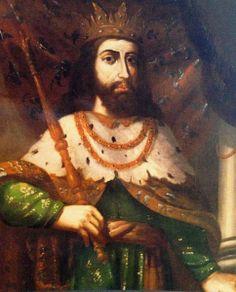 El-Rei D. Fernando I de Portugal  (1367-1383).  Editorial: Real Lidador Portugal Autor: Rui Miguel