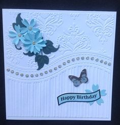 Birthday X 3 | docrafts.com
