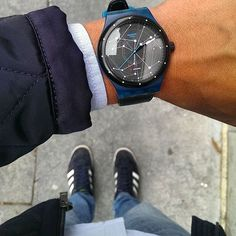 Swatch SISTEM BLUE ©charlesmatthews
