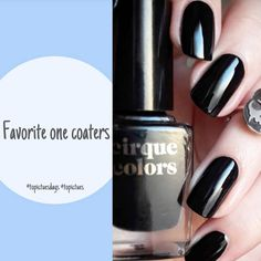 [Unbezahlte Werbung] Momento Mori by Cirque Colors 🖤 This is my only one coater, regardless of my nail lenght or the fact that i apply my… Momento Mori, My Nails, Nail Polish, How To Apply, Facts, Colors, Instagram, Advertising, Memento Mori