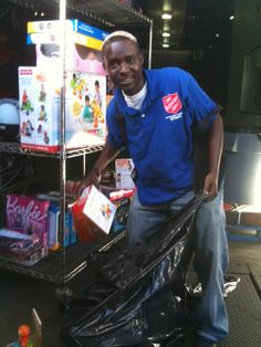 Salvation Army Angel Tree Holiday Program  2011