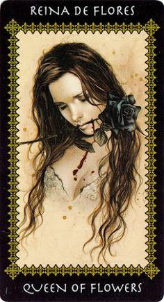 ☥ Tarot card - Victoria Francés