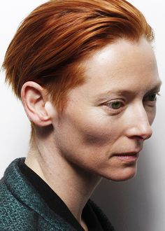 Photo of Tilda Swinton for fans of Tilda Swinton 9984349 Tilda Swinton, Female Actresses, Actors & Actresses, Pixie, The Quiff, Night Shadow, She Is Gorgeous, Pretty Men, Interesting Faces