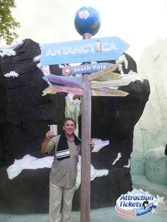 SeaWorld Orlando's Antarctica: Empire of the Penguin!