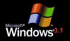 Resultado de imagem para windows 3.1
