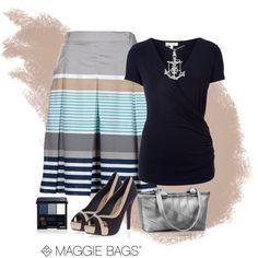 """Resort 2013 - Navy"" by Maggie Bags on #Polyvore #MaggieBags #handbags #purses"