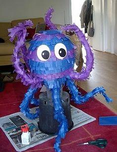 octopus pinata