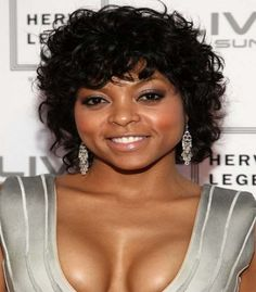 short curly afro haircuts for black womenAfrican American Hairstyles 2015 Gallery of African American Curly Hair With Bangs, Black Curly Hair, Curly Hair Cuts, Short Curly Hair, Curly Hair Styles, Black Curls, Big Curls, Curly Afro, Hair Styles 2014