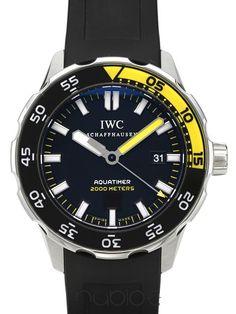 IWC Aquatimer Automatic 2000 IW356802