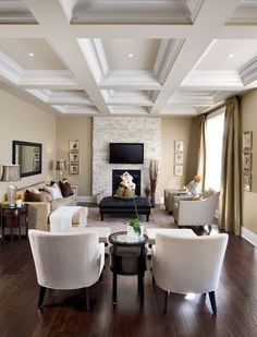 125 Living Room Design Ideas: Focusing On Styles And Interior Décor Details « Page 9