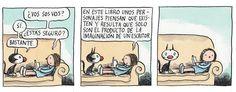 Enriqueta y Fellini - Liniers