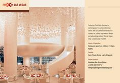 mix las vegas - Cool Restaurant atop the Hotel at Mandalay Bay