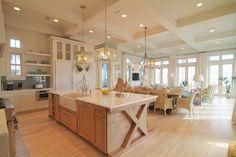 Open Concept. Main Floor Open Concept Ideas. Kitchen - Family Room Open Floor Plan. Open Concept Kitchen. Open Concept Family Room. OpenConcept Dining Room. Open Concept. Open Concept Interiors. #OpenConcept Meredith McBrearty.