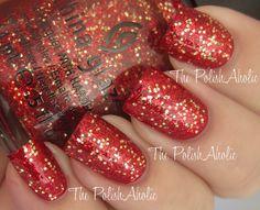 The PolishAholic: China Glaze Holiday 2012 Holiday Joy Collection: Pure Joy