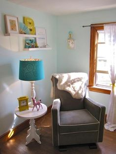 Bea's Sunny Soothing Room