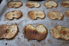 Apfe - Honig - Thymian Chips