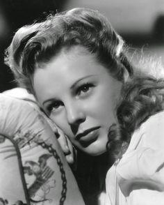 June Allyson.