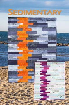 """by Esch House Quilts Fat Quarter Friendly includes 4 sizes baby 44"""" x 56"""" Lap…"""
