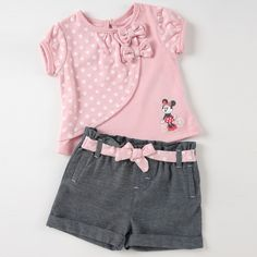 Cute Little Girls Outfits, Boys Summer Outfits, Boy Outfits, Kids Dress Wear, Baby Dress, Little Girl Dresses, Girls Dresses, Disney Baby Clothes, Moda Kids