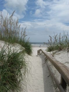 Saint Augustine Beach, Florida  St. Augustine is a great place for history and beaches. We also love nearby Flagler Beach.