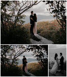 Craggy Gardens Engagement   Asheville Wedding Photographers   Asheville Elopement   Cody & Allison Photography   Mountain Engagement