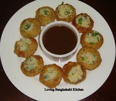Loving Bangladeshi Kitchen(রান্নাঘর): Fuska (ফুসকা)