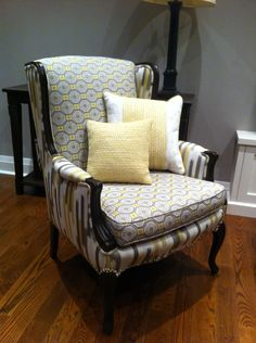 We are a Toronto-based home decorating studio focusing on window coverings, general contracting, home consulting, and upholstery. Window Coverings, Accent Chairs, Upholstery, Windows, Furniture, Home Decor, Upholstered Chairs, Tapestries, Decoration Home
