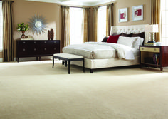 Cheap carpet installation and sales. The Carpet Guys offer cheap carpet and flooring from vinyl, laminate and hardwood at every free in-home estimate. Home Carpet, Wall Carpet, Carpet Flooring, Stair Carpet, Red Carpet, Beige Carpet Bedroom, Sophisticated Bedroom, Flooring Near Me, Mohawk Flooring
