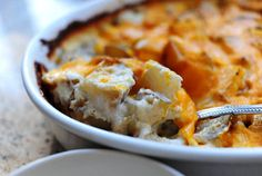 Pioneer Woman's Perfect Potatoes AuGratin