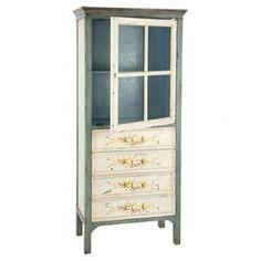 Geraldine Display Cabinet