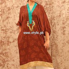 Safia Abbas Kurta Collection 2013 For Women