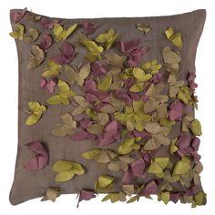 9b174998b2d3 Rizzy Home Butterflies Cutout Textured Applique Throw Pillow