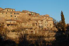 Monticiano, Val di Merse. Tuscany