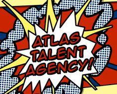 Atlas Talent Agency - www.atlastalent.com