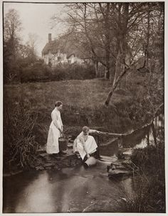 A photogravure print from an 1892 book, The Homes and Haunts of Shakespeare, by James Leon Williams