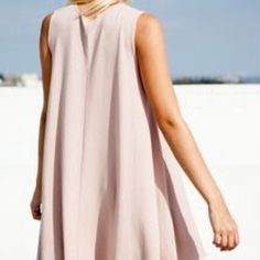 RARE Blush Alena NWT in absolute perfect condition. If it doesn't sell I'll keep thanks. :-) Brandy Melville Dresses