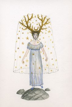 Costume Drawings and The Tarot Deck | Schoolhouse Gallery