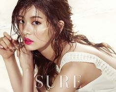Jung So Min is an Indoor Beach Beauty for the July Issue of Sure Magazine Itazura Na Kiss, Korean Photoshoot, Photoshoot Makeup, Jung So Min, Korean Celebrities, Celebs, Korean Face, Korean Actresses, Beach Look