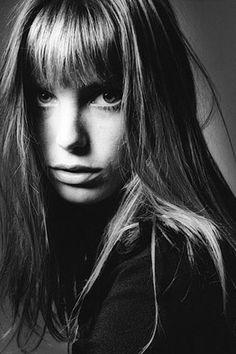 Jane Birkin (by Jeanloup Sieff)