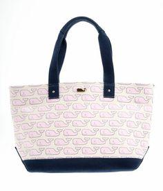 Women's Bags: Vineyard Whale Deck Tote - Vineyard Vines