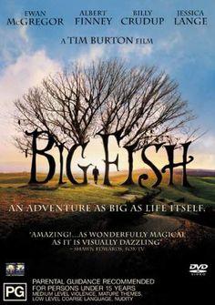Een échte Tim Burton film, over een man wiens vader zijn hele leven fantasieverhalen heeft verteld. Nu zijn vader op sterven ligt, probeert hij erachter te komen wie hij nu eigenlijk écht was...