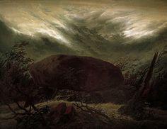 Caspar David Friedrich Pintura