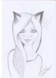 Výsledek obrázku pro kreslené obrázky tužkou zvířata Tumblr Girl Drawing, Tumblr Girls, Drawing People, Bff, Art Drawings, Diy And Crafts, Painting, Jewelery, Album