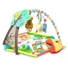 Winnie The Pooh Activity Gym For Baby By Bright Starts